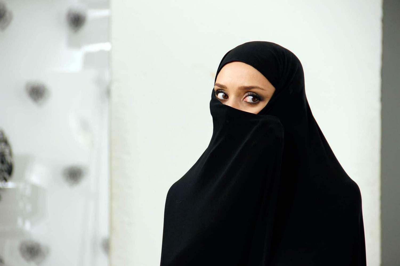 мусульманская девушка