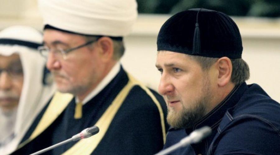 Кадыров заявил об открытии исламского банка
