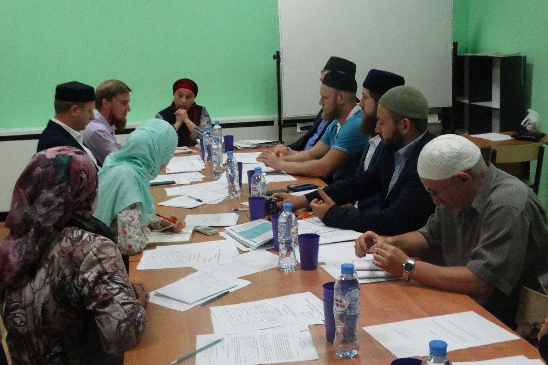 совещание шариатского совета