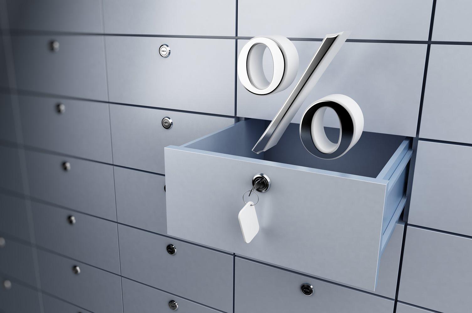 Процентные ставки по депозитам в Каспи Банке