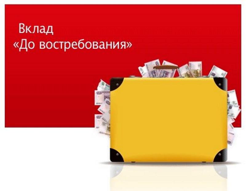Депозит «До востребования» банка «ЦентрКредит»