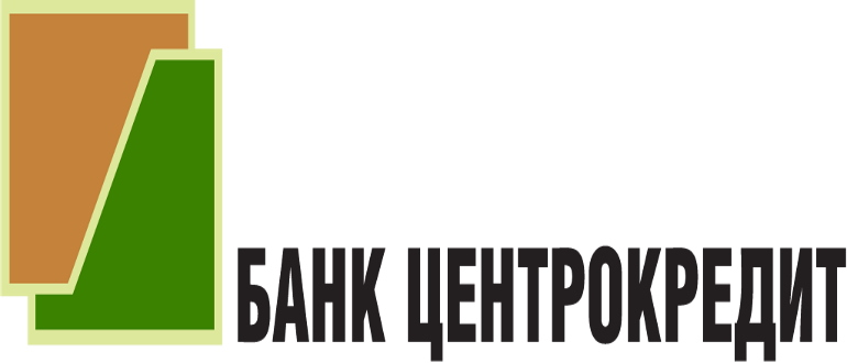 Логотип банка «ЦентроКредит»