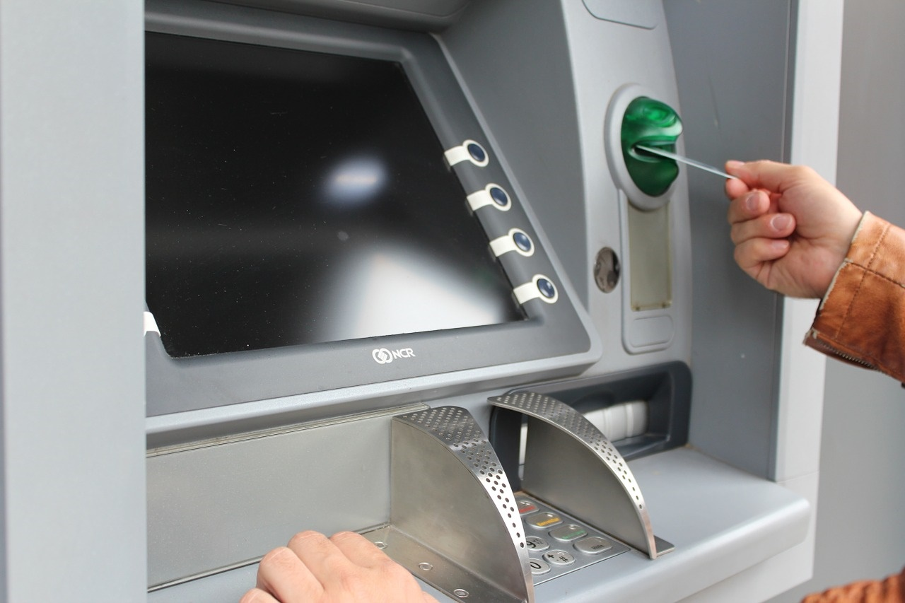 ЦентрКредит банкомат