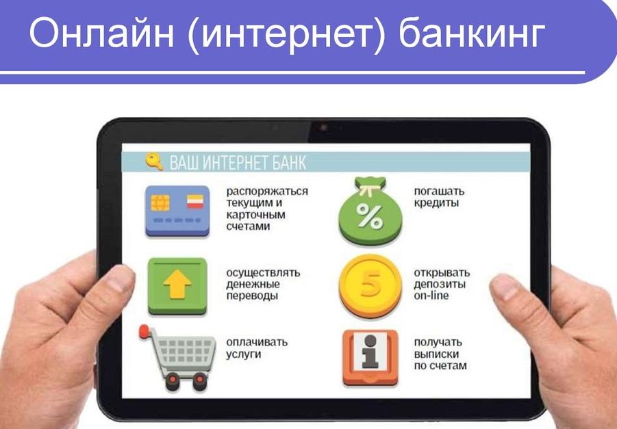 Что представляет собой услуга интернет-банкинга